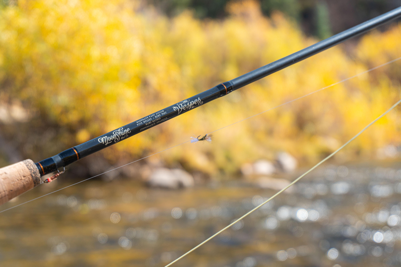 vesper fly rod