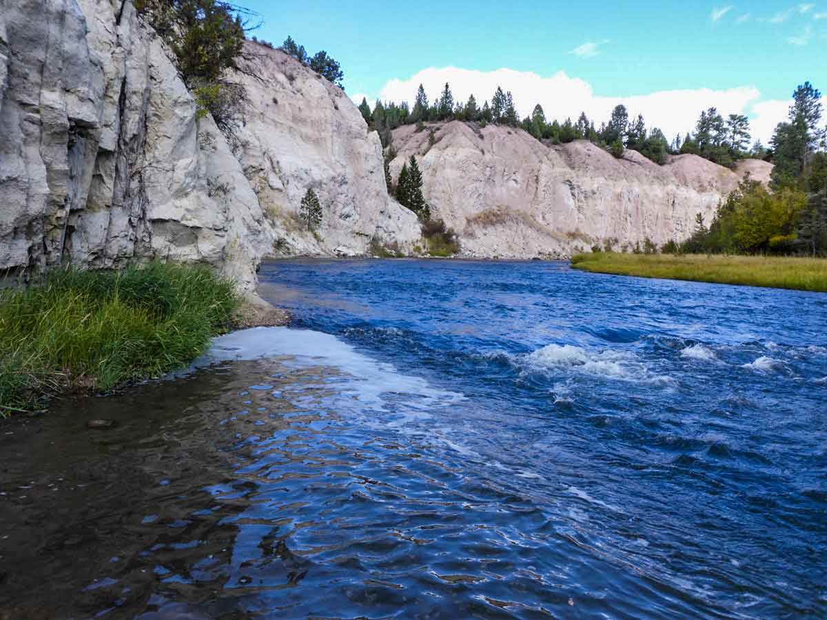 Fly Fishing Blackfoot River