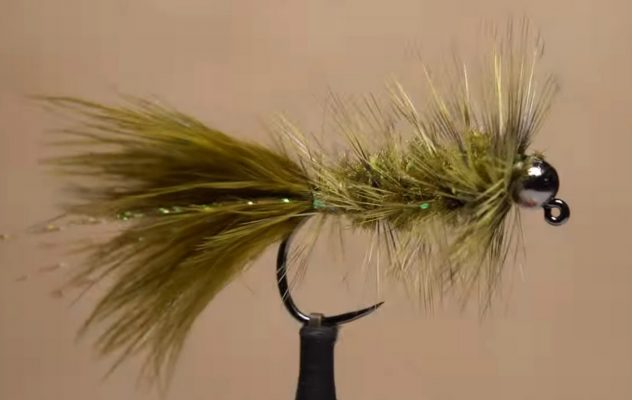 How to Tie a Woolly Bugger Euro Jig