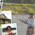 Childhood Neglect, Abuse Survivors Cope Through Fly Fishing