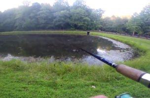 Young Angler Spotlight: Bass Fishing