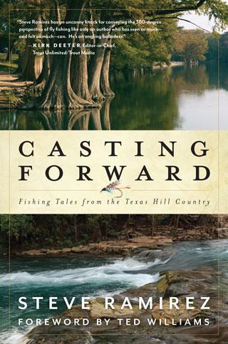 Steve Ramirez Casting Forward Book
