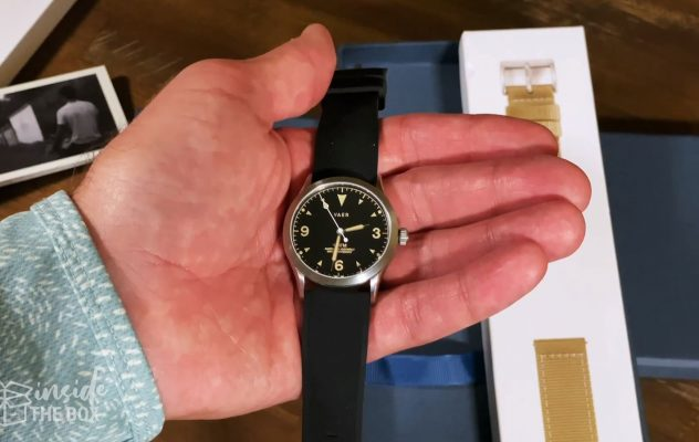 Inside the Box: Episode #72 - VAER C3 Tradition Watch