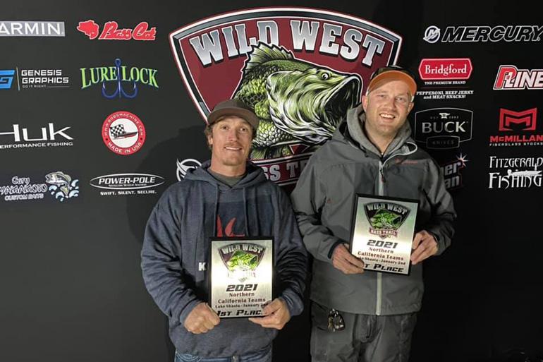 ryan williams wins bass tournament