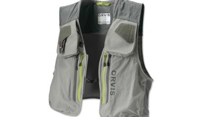 Gear Review:  Orvis Ultralight Fly Fishing Vest