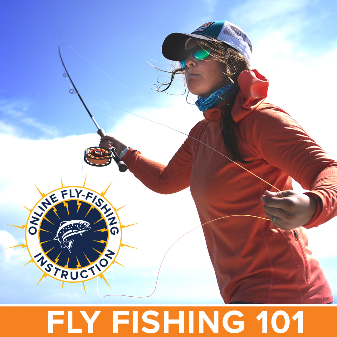Orvis Launches Virtual Fly Fishing Courses