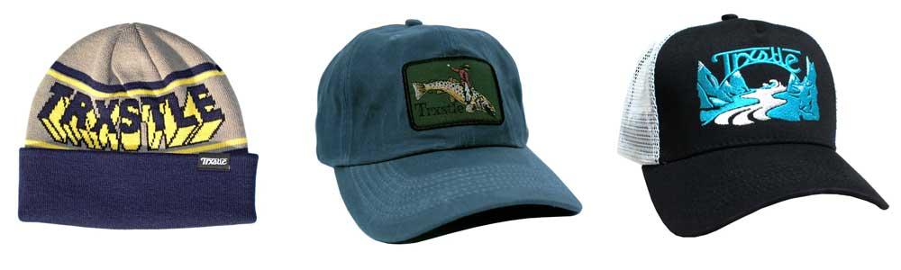 Trxstle Fly Fishing Headwear
