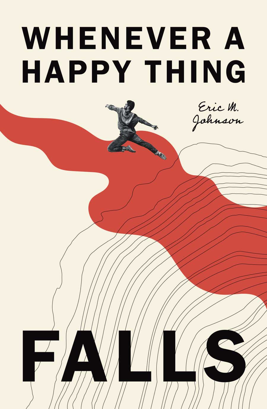Whenver a Happy Thing Falls Novel
