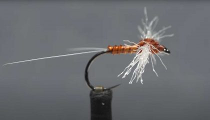 How to Tie a Rusty Spinner
