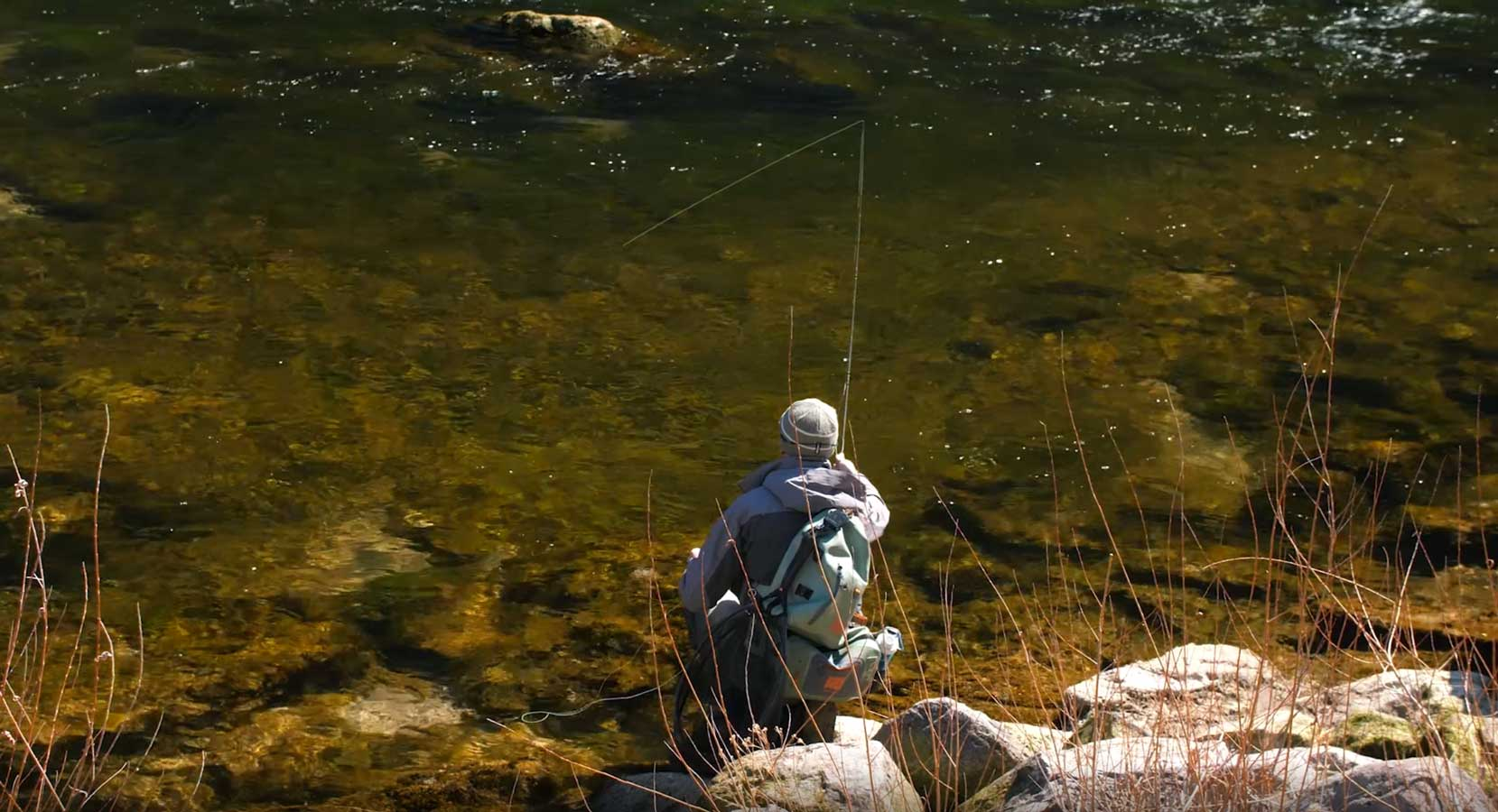 Euro Nymphing Czech Fly Fishing