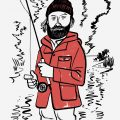"""Fly Fishing with the Author of """"The Optimist"""""""