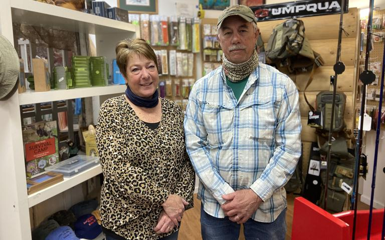 minnesota fly shop owners