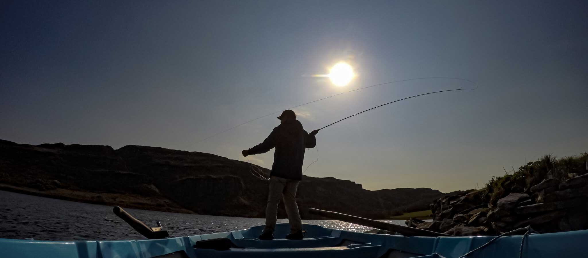 Fly Casting Tailing Loops