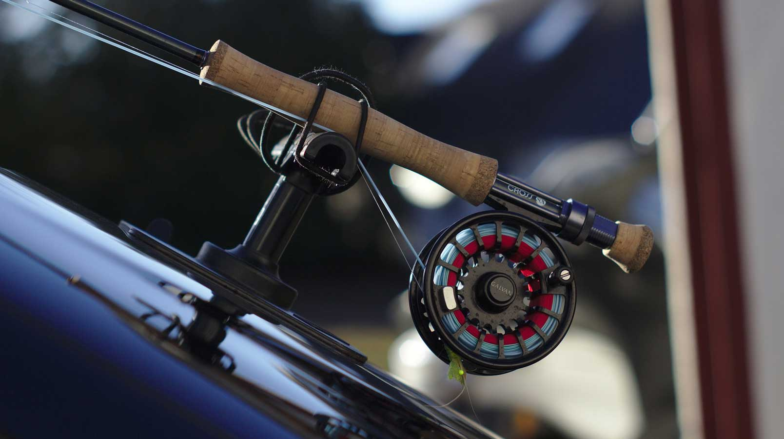 Fly Reel Backing