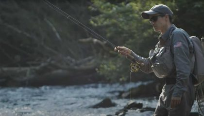 """Josh Miller: """"Why I Fly Fish"""""""