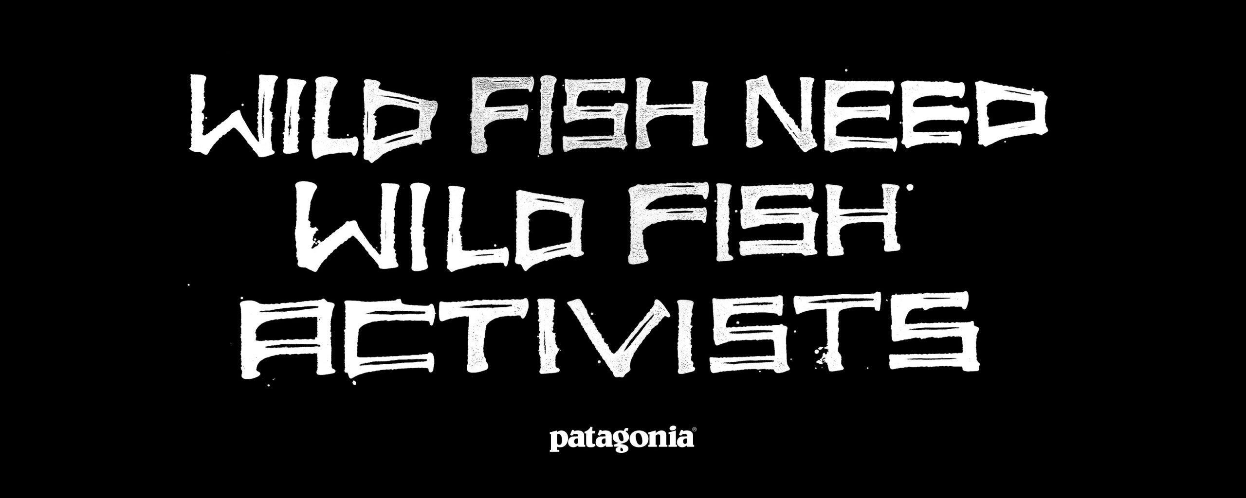 Patagonia Wild Fish Activism