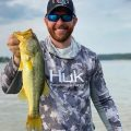 Rare Gold Bass Caught in Arkansas