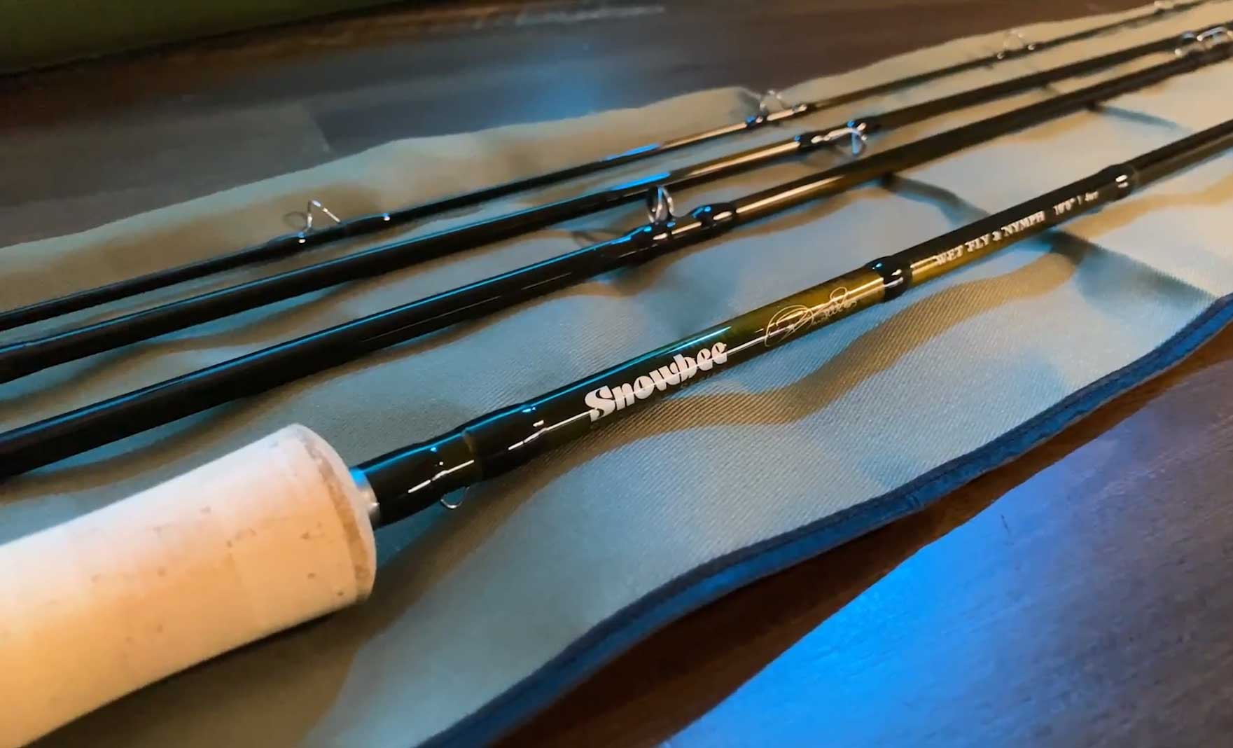 Snowbee Davy Wotton Signature Series Fly Rod