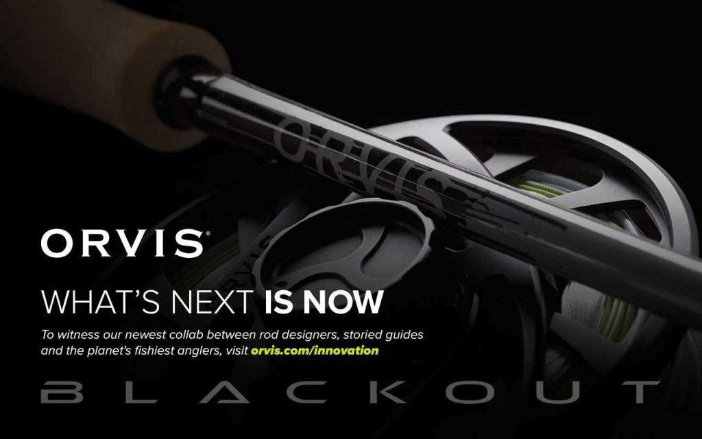 Orvis Blackout Fly Rods