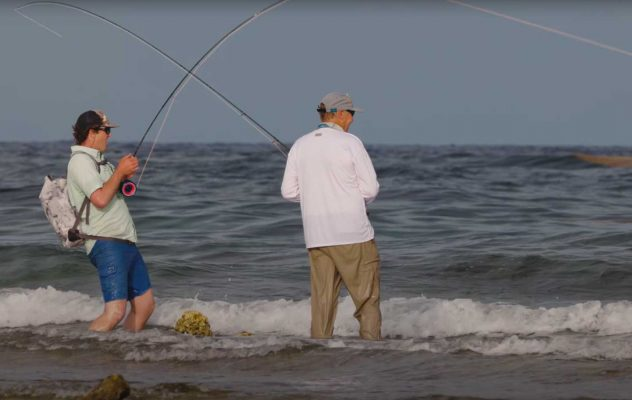 """The Back Door: DIY Mexico Flats Fly Fishing"""