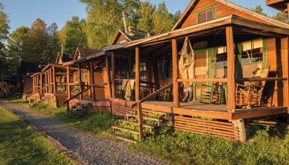 Fish, Nature and Tradition: Maine's Rangeley Lake Getaways