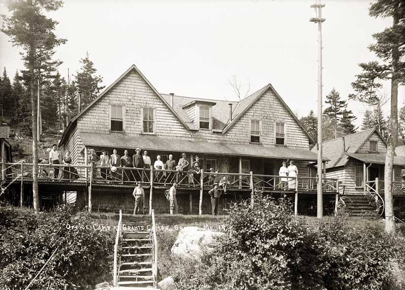 Grant's Camps Maine