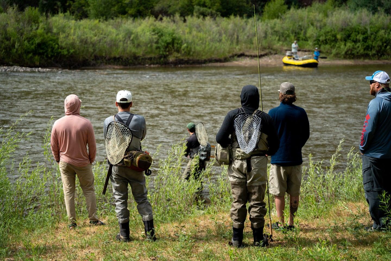 nonprofit mental health fishing