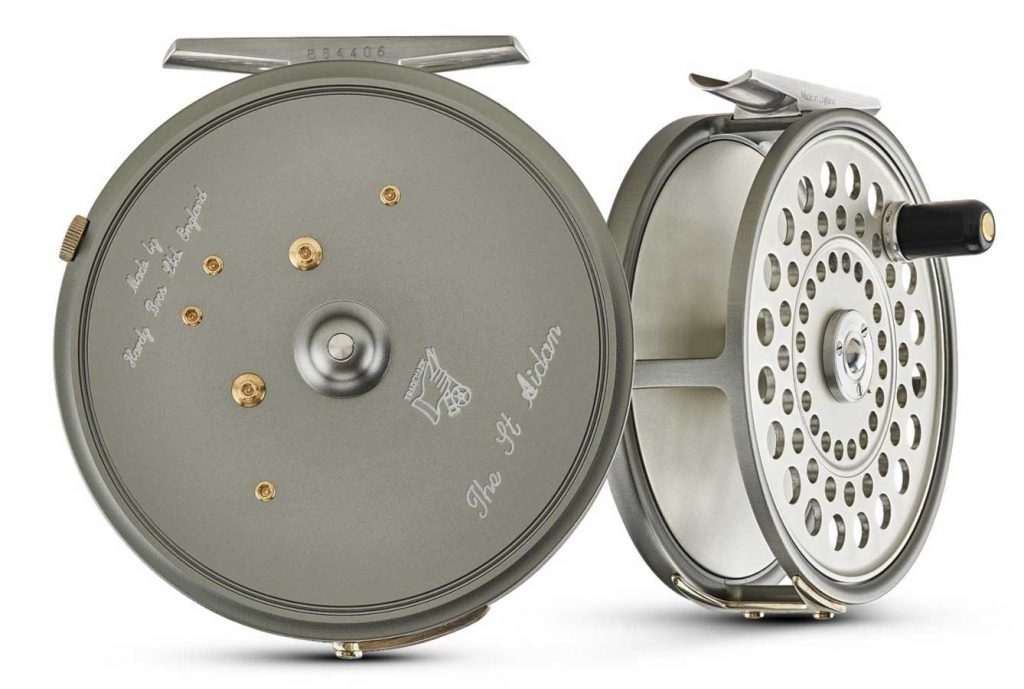 Hardy 150th Anniversary Fly Reel