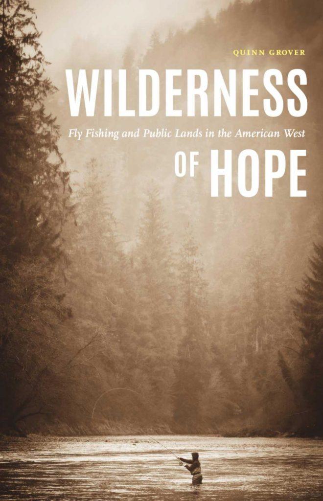 Wilderness of Hope Book Quinn Grover